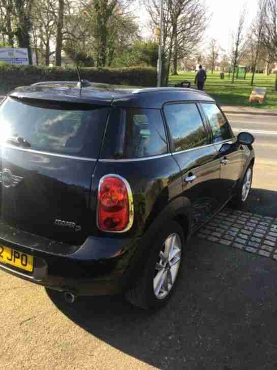 Countryman Cooper D All 4