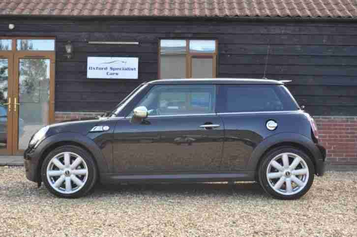 Mini Hatch Cooper S 3dr PETROL MANUAL 2010/10