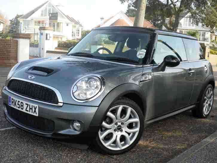 mini 1 6 cooper s 175 bhp full service history car for sale. Black Bedroom Furniture Sets. Home Design Ideas