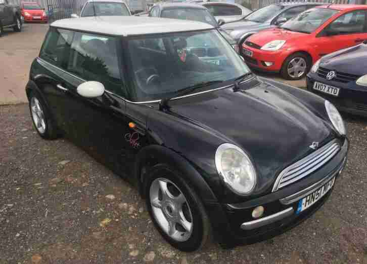 Mini Mini 1.6 ( Chili ) Cooper 2002 LONG MOT EXCELLENT RUNNER