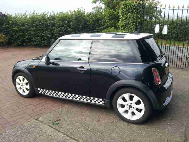 mini cooper    jcw bodykit john cooper works kit modified show