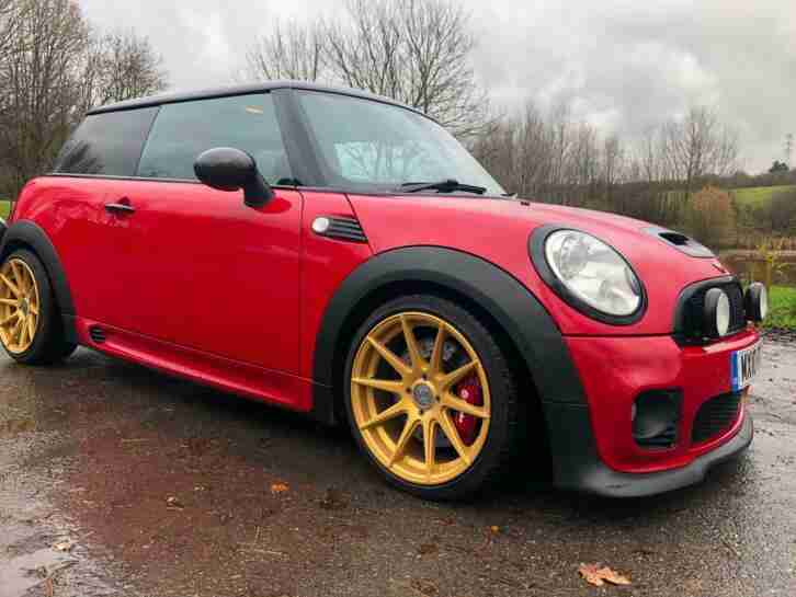 1.6 Cooper JCW MODIFIED 277BHP