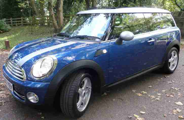 "Mini Mini Clubman 1.6 "" Absolute bargain buy 110% superb car"""