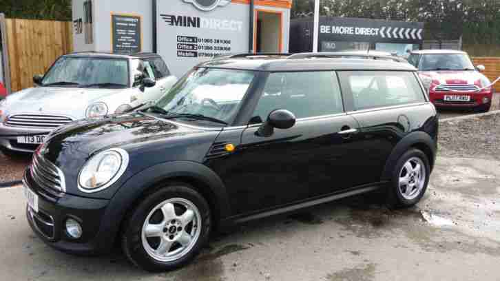 mini clubman 1 6td 112bhp chili cooper d car for sale. Black Bedroom Furniture Sets. Home Design Ideas