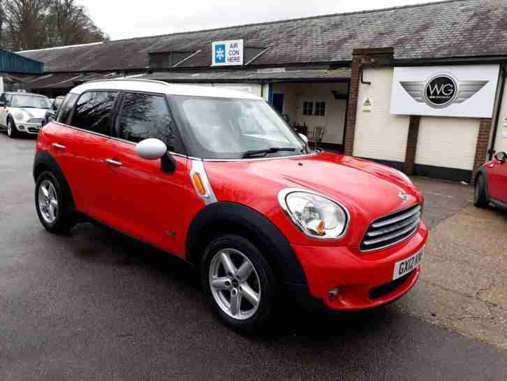 Mini Mini Countryman 1.6TD ( 112bhp ) D 2014MY Cooper ALL4