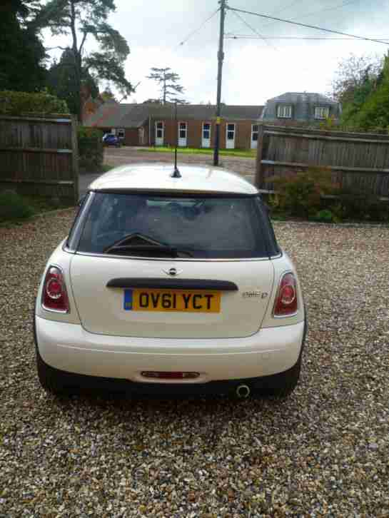 Mini ONE D near Amersham Bucks