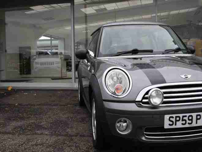 Mini One 1.4 Graphite 3dr (2009)