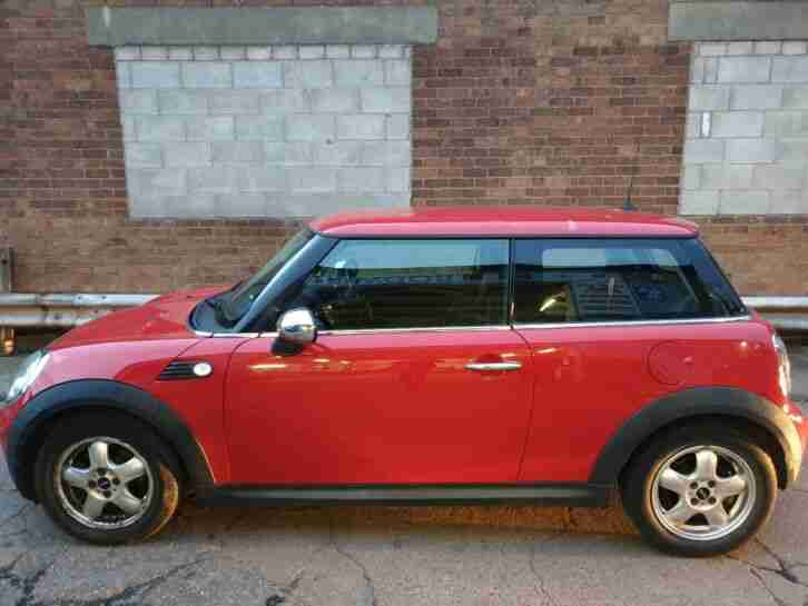 Mini One Red 2008 Spares or Parts