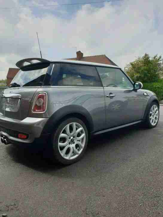 Mini cooper S 2007 Chili pack LOW MILEAGE