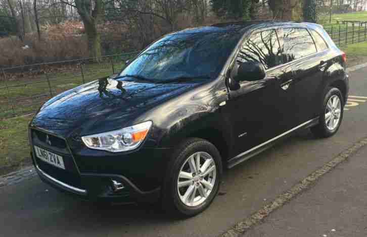 Mitsubishi ASX 4. Mitsubishi car from United Kingdom
