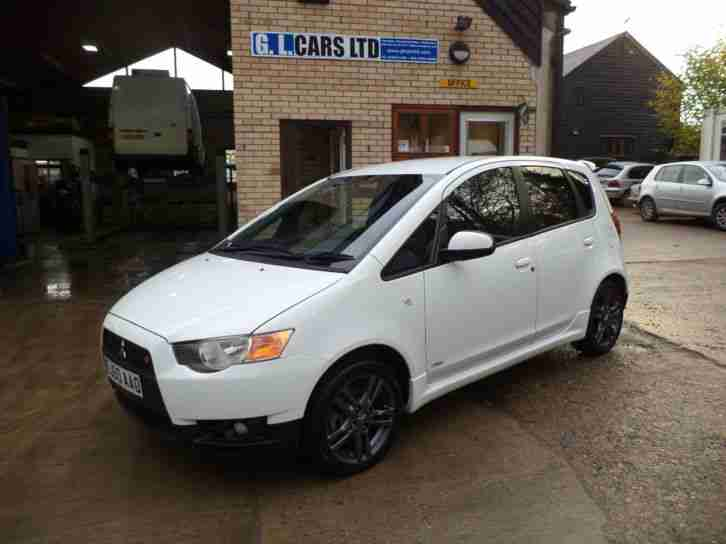 Colt 1.5 Ralliart 5DR in white