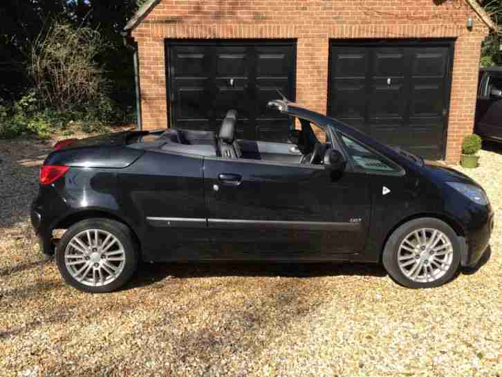 mitsubishi colt cabriolet 1 5 litre 2 door manual leather. Black Bedroom Furniture Sets. Home Design Ideas