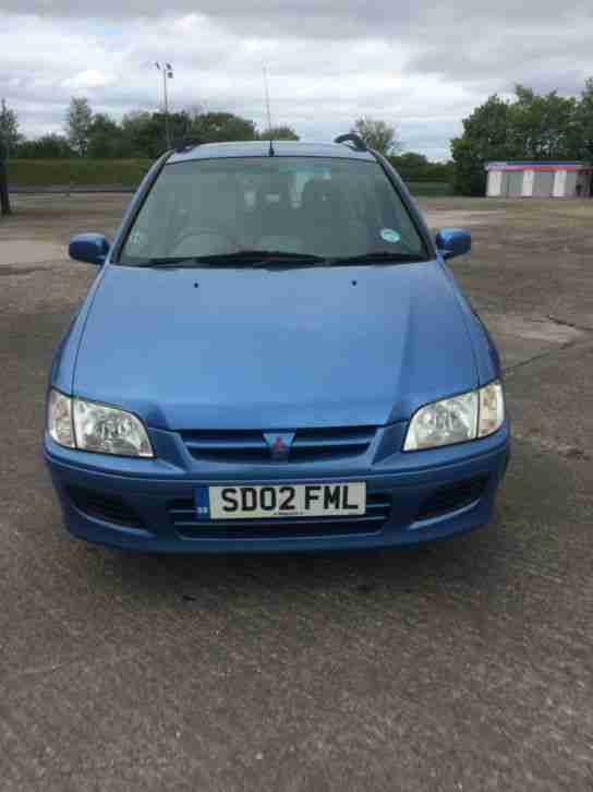 Mitsubishi Colt Space Star 1.6 2001MY Equippe