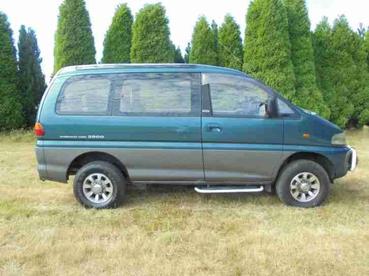 Mitsubishi Delica 2800 Diesel 4wd 1995 N Car For Sale