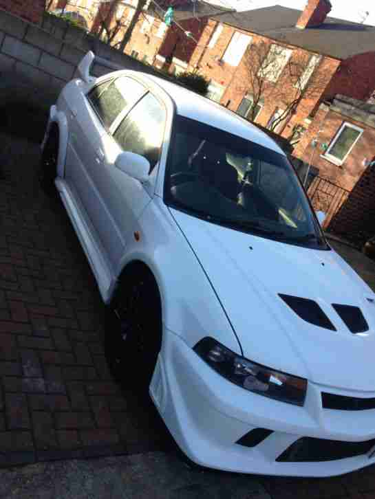 Evo 5 6 Mint condition HKS, CUSCO