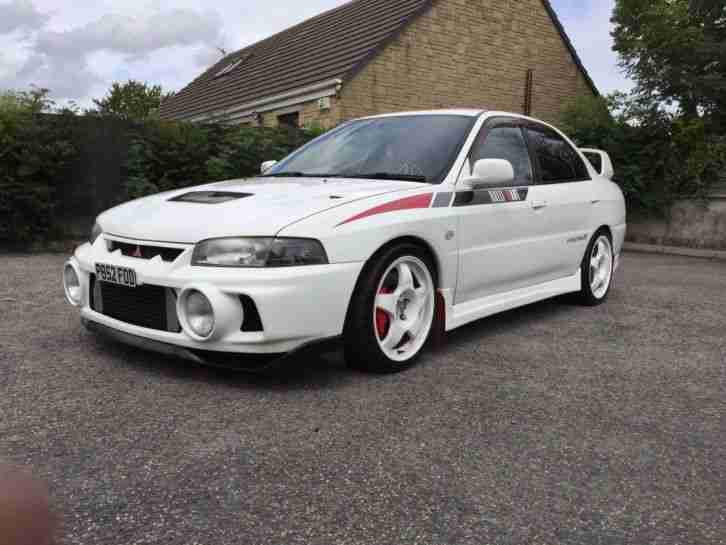 Mitsubishi Evo IV ONE OF THE BEST IN THE COUNTRY. Mint car. No reserve.