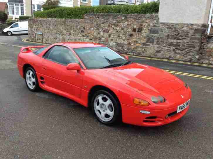 Mitsubishi GTO. Mitsubishi car from United Kingdom