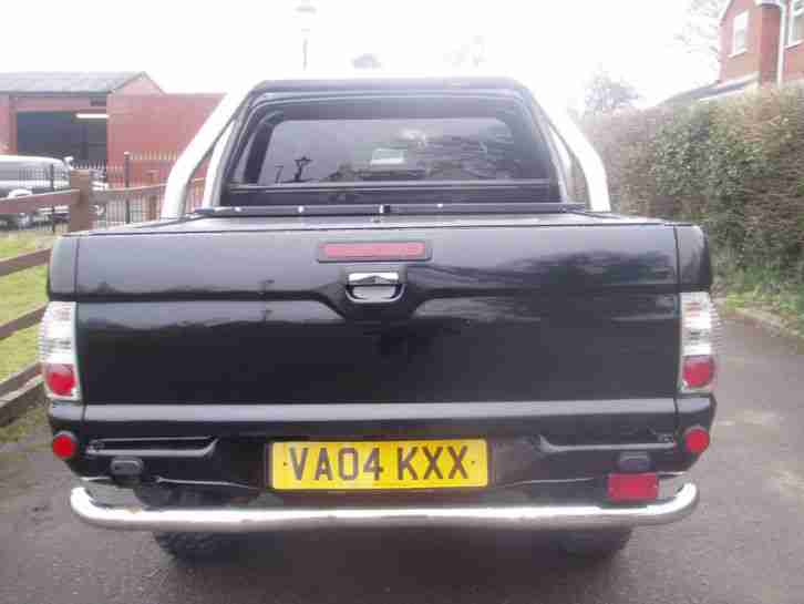 Mitsubishi L200 2.5 Warrior Double Cab