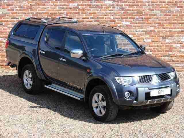 Mitsubishi L200 2.5TD Warrior Pickup WARRIOR II - NO VAT - NO VAT DIESEL 2010