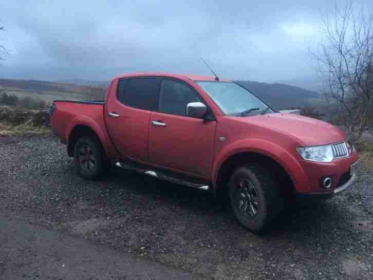 Mitsubishi L200 BARBARIAN. Mitsubishi car from United Kingdom