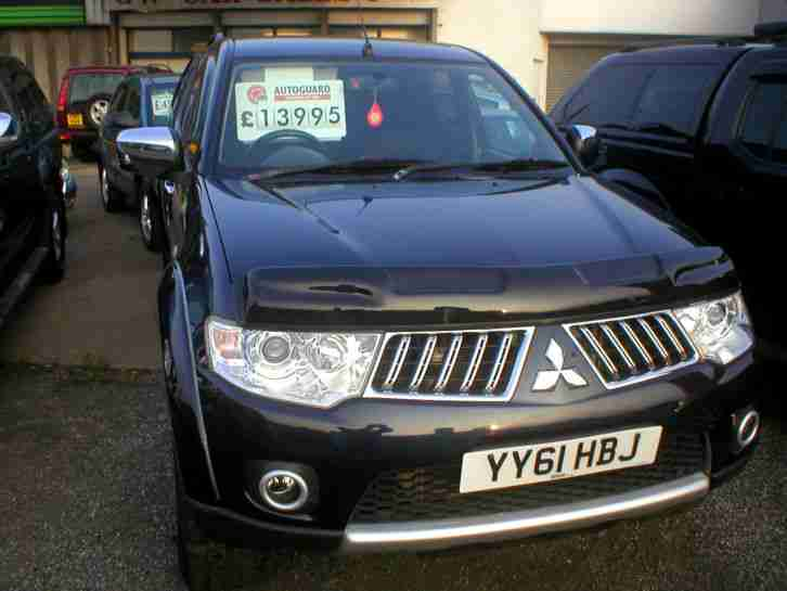 L200 WARRIOR NO VAT LOW MILES