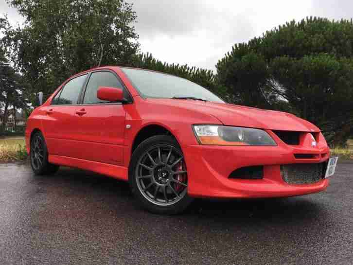 Mitsubishi Lancer 2.0 EVO VIII MR FQ-320 4dr PETROL MANUAL 2004/04