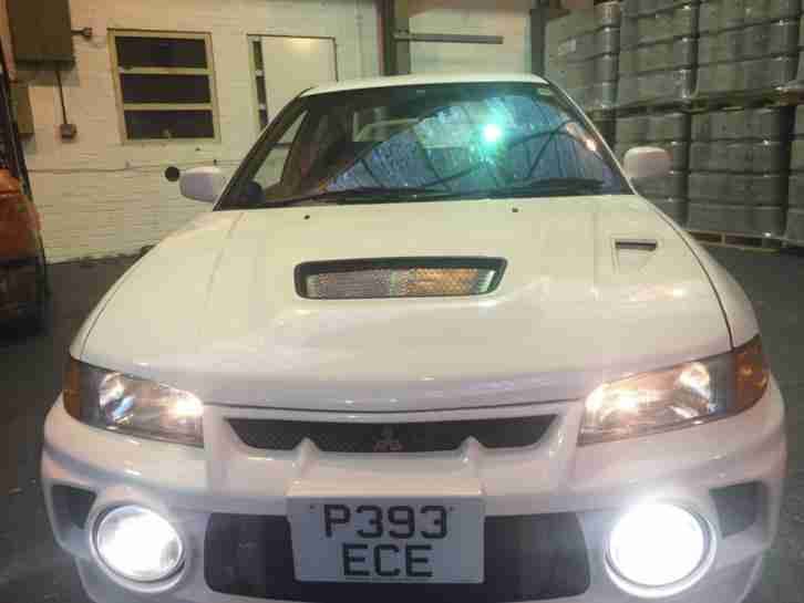 Mitsubishi Lancer EVO 1V TOTALY STANDERED MUST SEE SWAP PX WHY