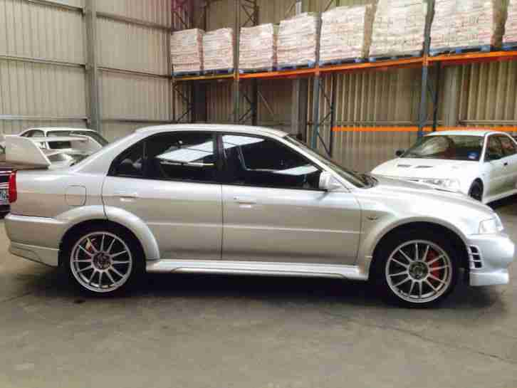 Mitsubishi Lancer EVO Evolution 6 VI Stunning car One careful owner last 5 years