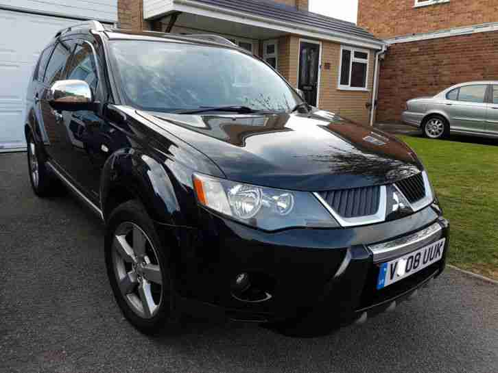 mitsubishi outlander 2 0 di d warrior 5dr car for sale. Black Bedroom Furniture Sets. Home Design Ideas
