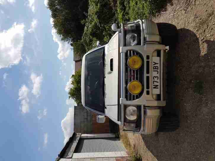 Mitsubishi Pajero 2.8. Mitsubishi car from United Kingdom