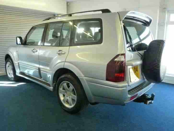 Mitsubishi Shogun Warrior 3.2 Di D Automatic Diesel 2004 2 owners from new