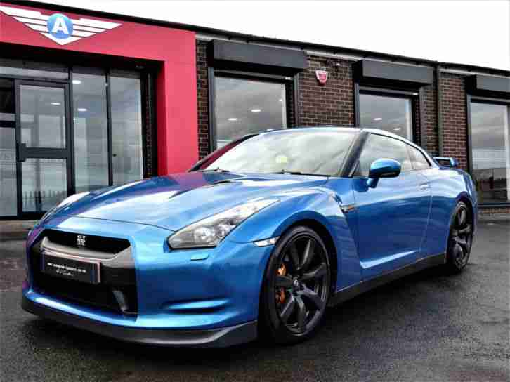GT R 3.8V6 BLACK EDITION STAGE 4.25