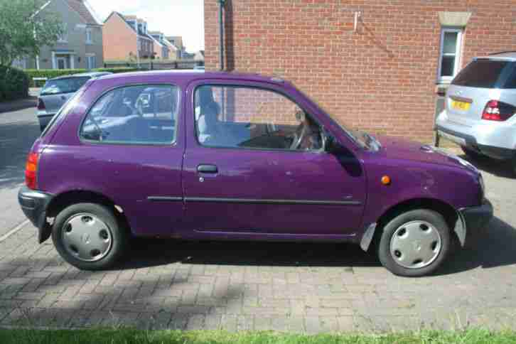 MICRA SHAPE .. PURPLE