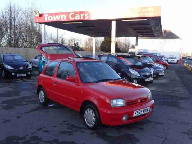 MICRA SUPER S 1993 Petrol Manual in