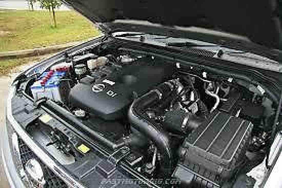 Nissan NAVARA D40 EURO 4 YD25 DUPLEX CONVERT COMPLETE ...