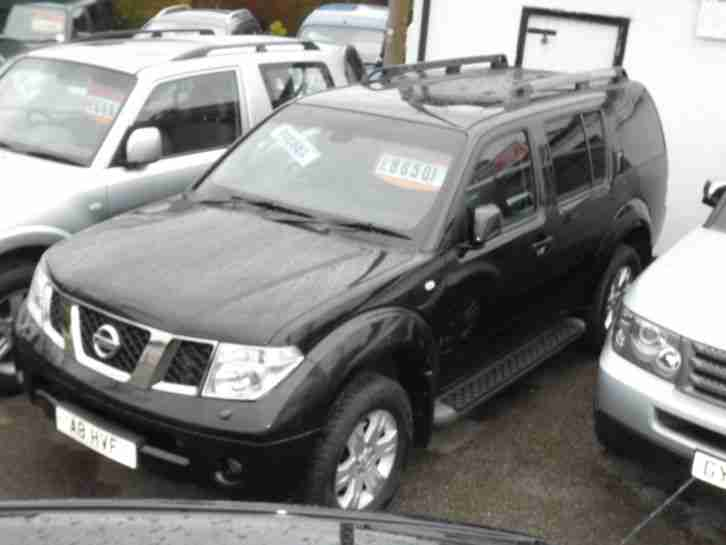 PATHFINDER 2.5 DCi ADVENTURER,07