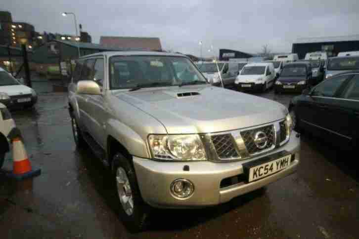 Nissan PATROL D1. Nissan car from United Kingdom