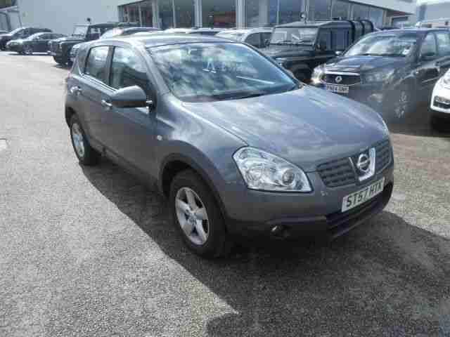 Nissan QASHQAI HATCHBACK. Nissan car from United Kingdom