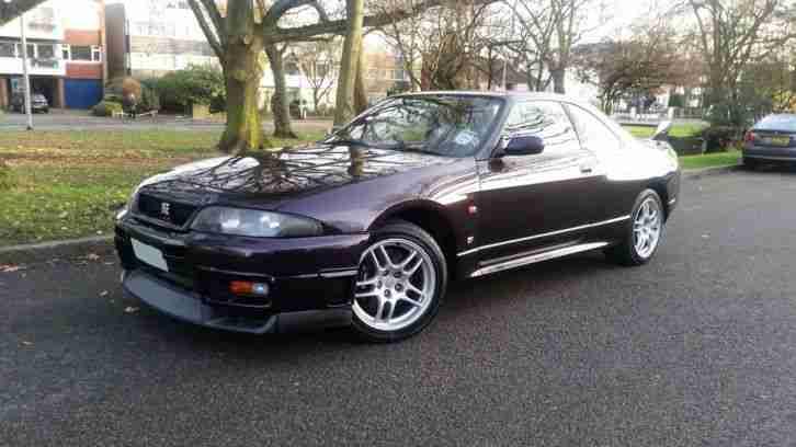 nissan skyline r33 gt r genuine uk car middlehurst motorsport. Black Bedroom Furniture Sets. Home Design Ideas