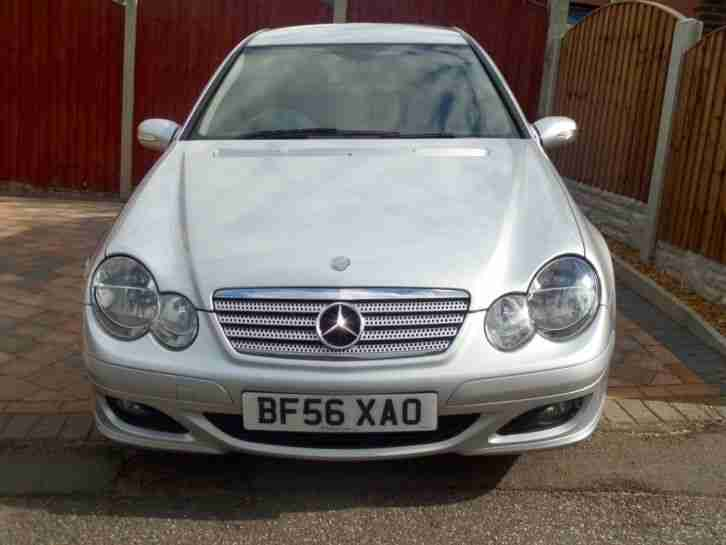 ***NR****UPGRADED EVO KIT**MERCEDES C180 KOMPRESSOR SE AUTO LEATHER