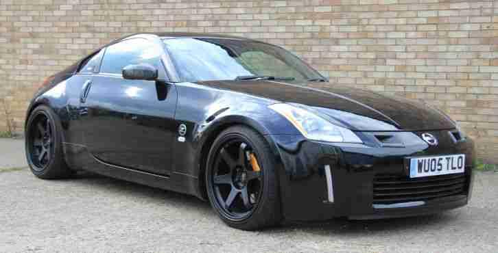 Nissan 350z GT 2005 Black
