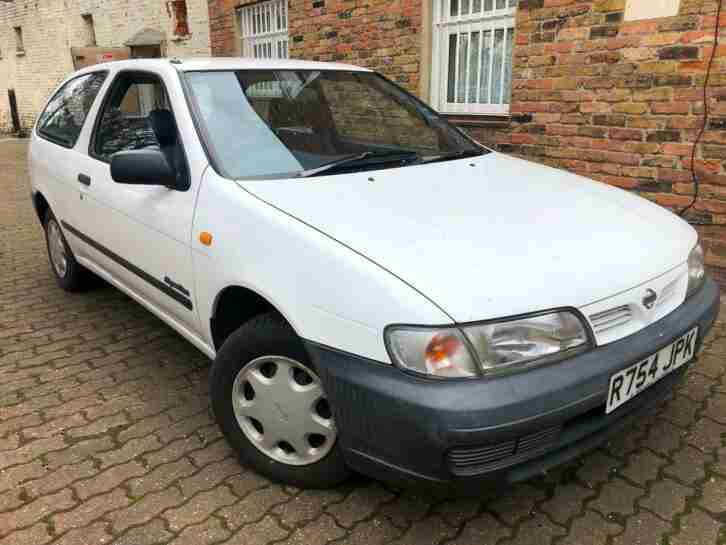 Almera 1.4 16v 1998MY Equation