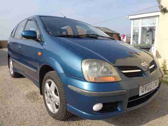Almera Tino 2 last owner 12 years Mot