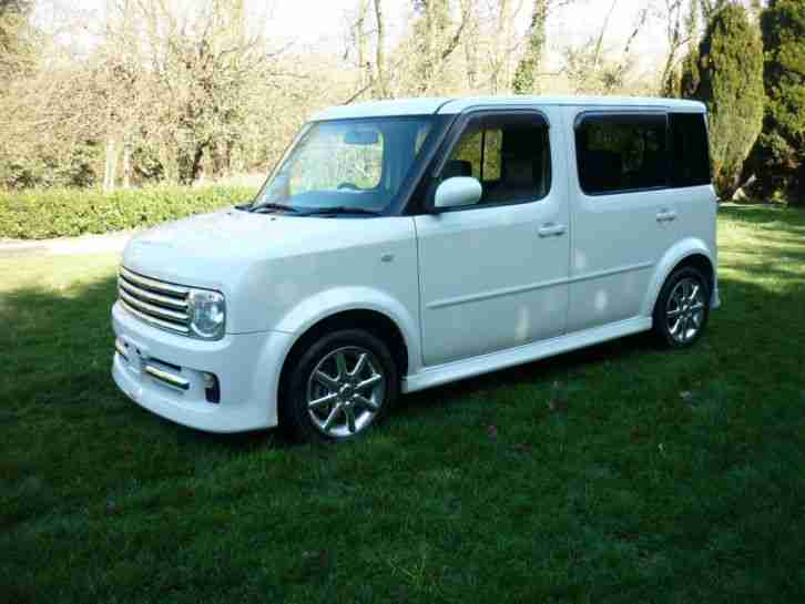Nissan Cube (Cubic) Rider, 7 Seater !!, Cheap road tax £145