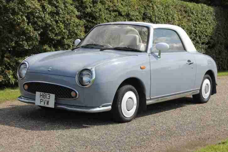 Nissan Figaro FK10. car for sale