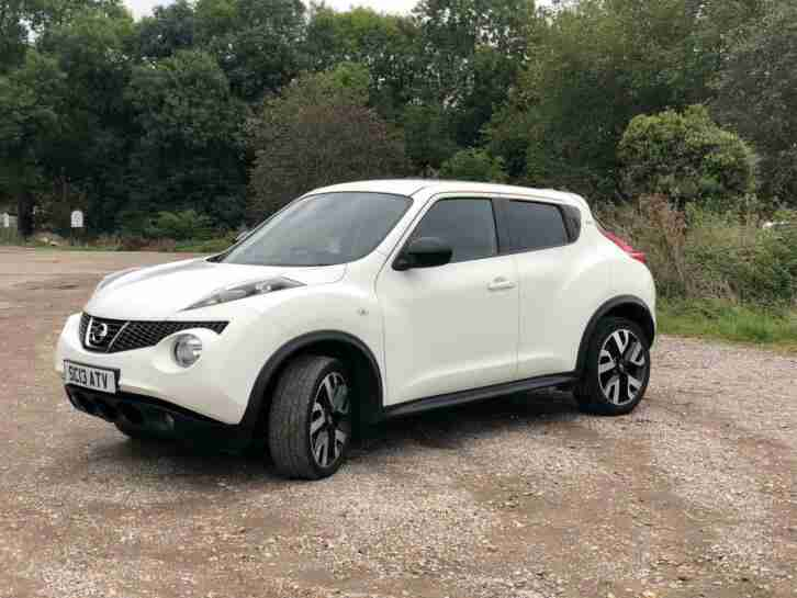 Nissan Juke 1.5dCi ( 110ps ) N Tec only £4795