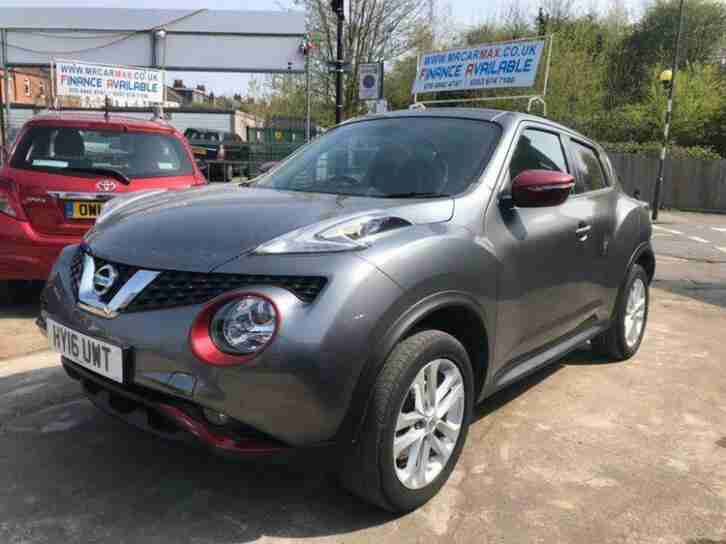 Juke 1.6 ( 117ps ) ( Open air roof )