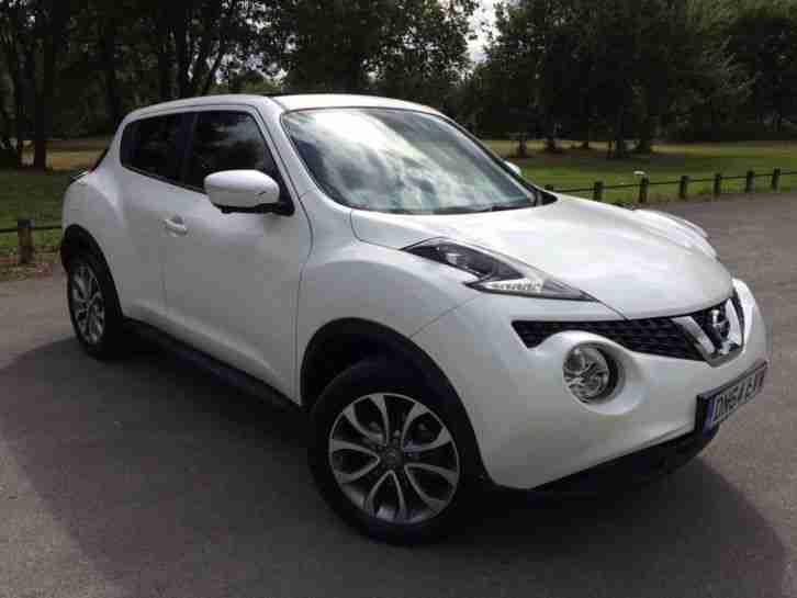 nissan juke diesel hatchback 1 5 dci tekna 5dr co diesel manual car for sale. Black Bedroom Furniture Sets. Home Design Ideas