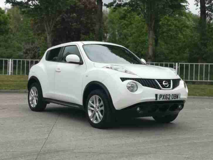Nissan Juke Tekna. Land & Range Rover car from United Kingdom