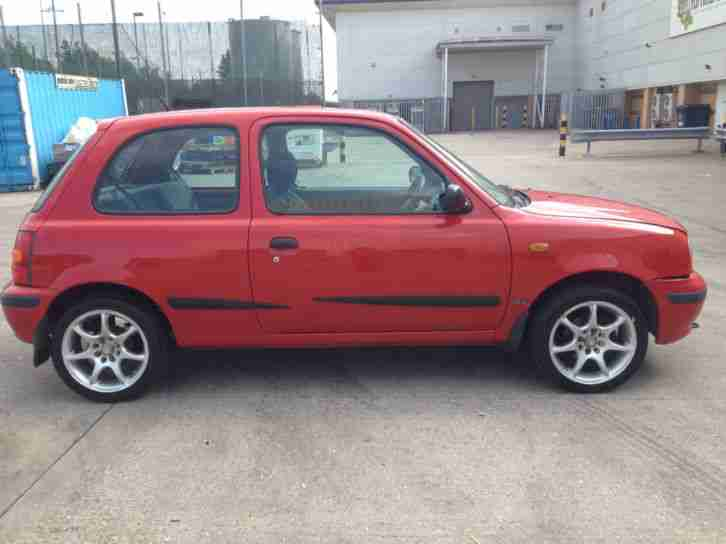 Nissan Micra 1.0 16v Celebration Ltd Edn * Sold as spares or repairs only *